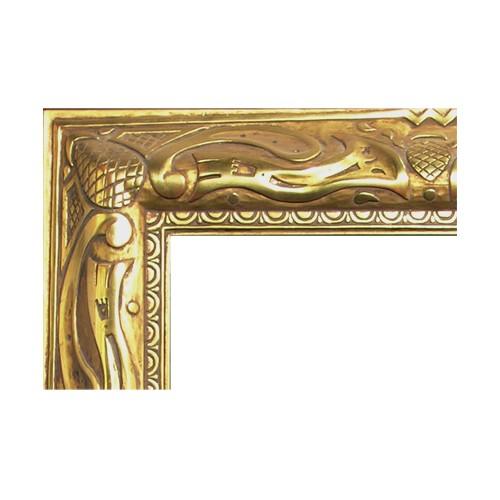 6 Couse Pinecone Carve Glf758d Goldleaf Framemakers Of